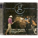 garth brooks - double live HDCD 2-discs 1998 capitol pearl BMG Direct 26 tracks used mint