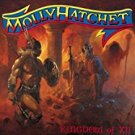 molly hatchet - kingdom of XII CD 2001 CMC international sanctuary BMG Direct 12 tracks used mint