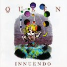 queen - innuendo CD 1991 hollywood 12 tracks used mint