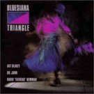 bluesiana - triangle - art blakey + dr. john + david fathead newman CD 1990 windham hill 7 tracks