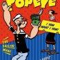 popeye the sailor man collectors edition DVD 12 episodes 2004 delta 74 mins B&W color new