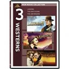 lawman / kentuckian / unforgiven DVD 2-discs 2010 MGM 20th century fox new
