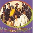 new birth inc - very best of new birth inc. CD 1995 RCA 16 tracks used mint