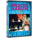 procol harum - live DVD 1971 2005 rasio bremen eagle rock 53 mins 11 tracks used mint
