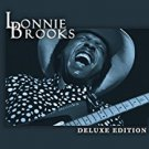 lonnie brooks - deluxe edition CD autographed 1997 alligator 15 tracks used mint