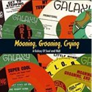 moaning groaning crying - a galaxy of soul and R&B - various artists CD 2004 ace 26 tracks used mint