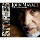 john mayall & bluesbreakers - stories CD autographed 2002 eagle records 14 tracks used mint