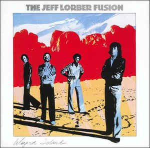 jeff lorber fusion - wizard island CD 1980 arista made in japan 9 tracks used mint