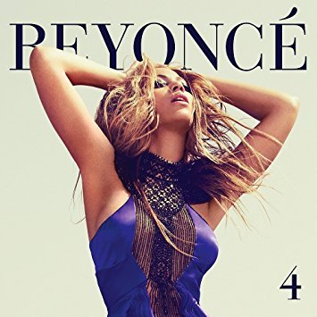 beyonce - 4 deluxe CD 2-discs 2011 sony used mint