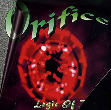 orifice - logic of zilch CD 1996 twisted spinach 13 tracks used mint