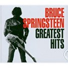 bruce springsteen - greatest hits - eco-friendly packaging CD 2008 sony 18 tracks used mint