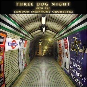 three dog night with london symphony orchestra + larry baird CD 2002 image 16 tracks used mint