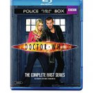 doctor who: complete first series bluray 3-discs 2013 BBC 585 mins used mint