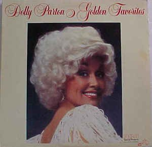 dolly parton - golden favorites CD 1985 RCA special product BMG 14 tracks used mint
