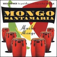mongo santamaria - mucho mongo CD 2-discs 2001 concord picante 17 tracks used mint
