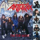 anthrax - i'm the man CD 1987 island mega force 6 tracks used mint