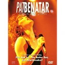 pat benatar - live in new haven DVD 1998 rhino 2001 white castle way 13 tracks used mint