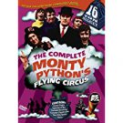 complete monty python's flying circus 16 ton megaset DVD 16-discs 2005 A&E used mint
