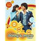 best of donny & marie volume 1 DVD 2-discs 2006 donny osmond entertainment used mint