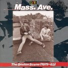 D. I. Y. Mass ave - the boston scene 1975 - 83 CD 1993 rhino 19 tracks used mint