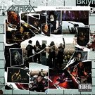 anthrax - alive 2 CD 2005 sanctuary BMG Direct 12 tracks used mint