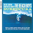 beach boys - surfin' usa - mono stereo remaster CD 2012 capitol 24 tracks used mint