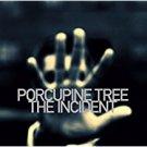porcupine tree - incident CD 2-discs 2009 roadrunner 18 tracks used mint