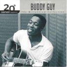 buddy guy - best of buddy guy CD 2001 MCA chess BMG Direct 11 tracks used mint