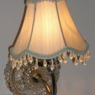 Antique Silver Wall Lamp