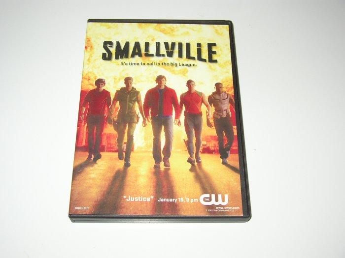 Smallville Press DVD TOM WELLING KRISTIN KREUK