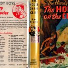 F W Dixon Hardy Boys # 2 The House on the Cliff  HB/DJ