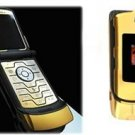 Motorola Razr V3i Gold Mobile Cellular Phone (unlocked)