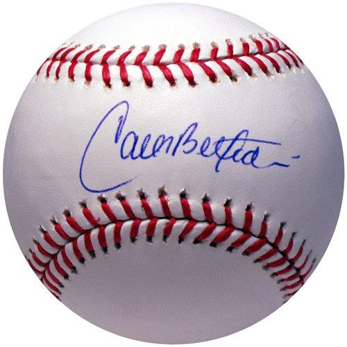 Carlos Beltran Autographed Baseball