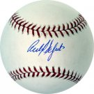Carlos Delgado Hand signed Baseball