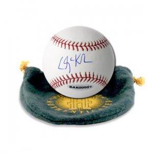 Clayton Kershaw Autographed Baseball (UDA)