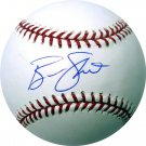 Ben Sheets Hand Signed Baseball