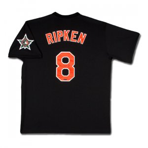 Cal Ripken Jr. Autographed Baltimore Orioles Alternate/Black Jersey (UDA)