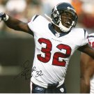 Fred Bennett Signed 8x10 Photo Houston Texans
