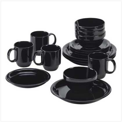 Exotic Dinnerware Set