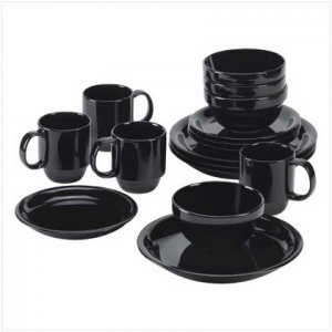 Exotic Dinnerware Set
