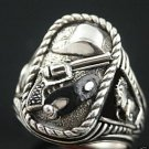 Clayton Moore Last Texas Rangers Silver Bullet tribute sterling silver