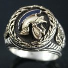 Roman Pro Counsel SPQR Ring sterling silver