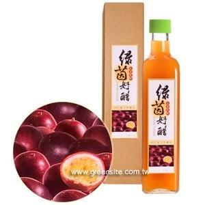 Passion Fruit Vinegar 530ml