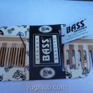 Bass Bamboo Comb (two in 1 style)