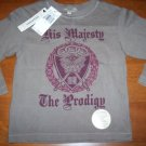 Juicy Couture Toddler Boys L/S Tee Size 3