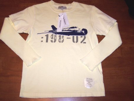 Juicy Couture Boys L/S Tee Size 7