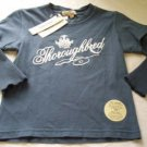 Juicy Couture Boys NWT Long-sleeve Tee size 6