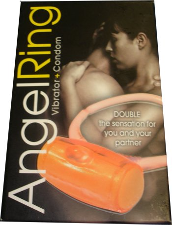AngelRing Vibrating Condoms