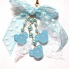 Light Blue Cell Phone Chain