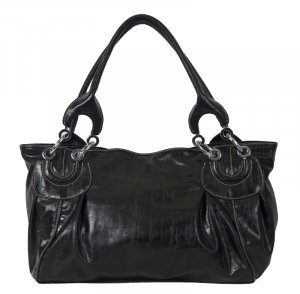 SIMILAR LEATHER HANDBAG
